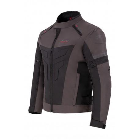 SM RACE WEAR SCORPIO GREY 2 kurtka motocyklowa tekstylna